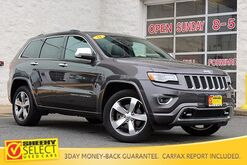 2014 Jeep Grand Cherokee Overland Hemi 4x4 Navigation & Dual Pane Power Sunroof Stafford VA
