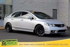 2009 Honda Civic Si Sport Sedan Power Sunroof Stafford VA