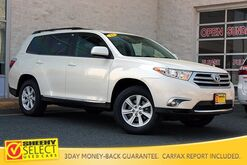 2012 Toyota Highlander SE V6 4WD Power Sunroof & Heated Leather Seating Stafford VA