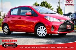 2015 Toyota Yaris L 5 Door Hatchback Bluetooth System & Entune Audio Stafford VA