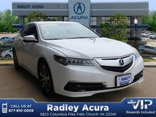2015 Acura TLX 2.4 8-DCT P-AWS with Technology Package Falls Church VA