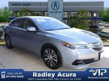 2016 Acura TLX 2.4 8-DCT P-AWS with Technology Package Falls Church VA