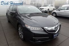 2017 Acura TLX 3.5 V-6 9-AT P-AWS with Technology Package Portland OR