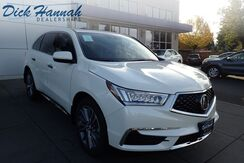 2017 Acura MDX SH-AWD with Technology Package Portland OR