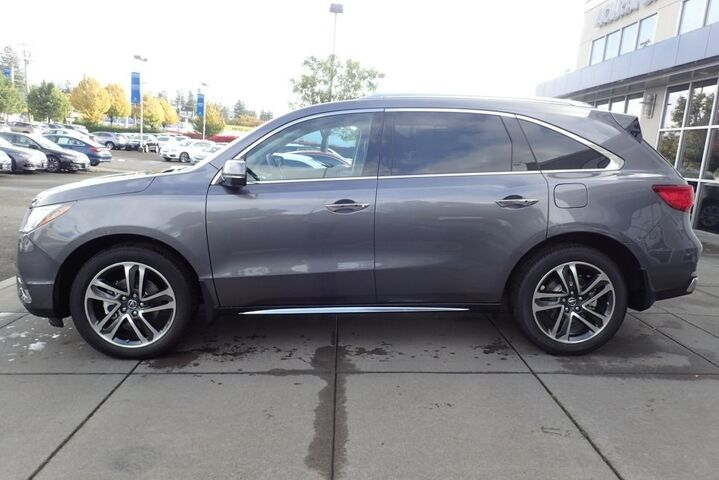 2017 Acura MDX SH-AWD with Advance Package Portland OR 17692922