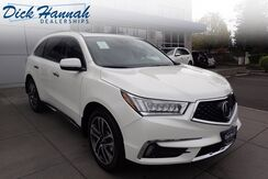 2017 Acura MDX SH-AWD with Advance Package Portland OR
