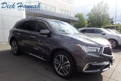 2017 Acura MDX SH-AWD with Advance and Entertainment Packages Portland OR