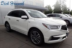 2017 Acura MDX Sport Hybrid SH-AWD with Advance Package Portland OR
