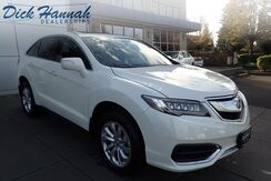 2017 Acura RDX AWD with Technology Package Portland OR