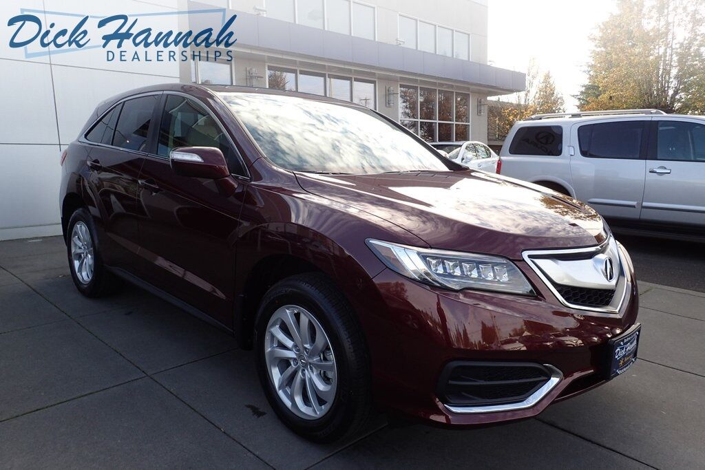 2017 Acura Rdx Technology Package Portland Or 15678846