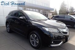 2017 Acura RDX AWD with Advance Package Portland OR