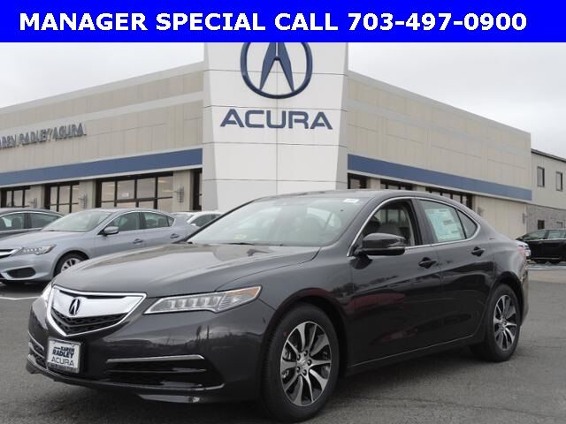 2016 Acura Tlx 2 4 8 Dct P Aws With Technology Package