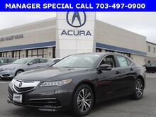 2016 Acura TLX 2.4 8-DCT P-AWS with Technology Package Woodbridge VA