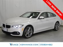 2016 BMW 4 Series 428i xDrive Gran Coupe Eau Claire WI