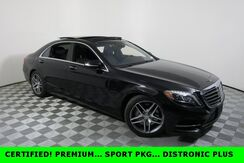 2015 Mercedes-Benz S-Class S 550 Wilmington DE