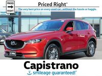 Mazda CX-5 Touring w/ Technology Package 2017