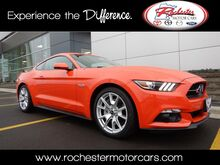 2015 Ford Mustang GT Premium 50TH Anniversary Rochester MN