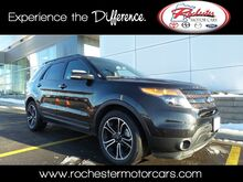 2015 Ford Explorer Sport Tow Package Rochester MN