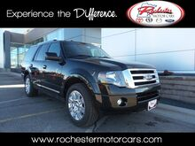 2013 Ford Expedition Limited One Owner w/ Navigation & 4 New Tires Rochester MN