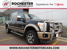 2011 Ford F-350SD King Ranch Chrome Package Rochester MN