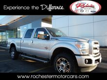 2014 Ford F-350SD Platinum Rochester MN