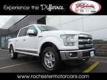 2016 Ford F-150 Lariat Rochester MN