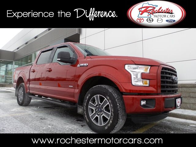 2015 ford f 150 xlt sport n rochester mn 10854974. Black Bedroom Furniture Sets. Home Design Ideas