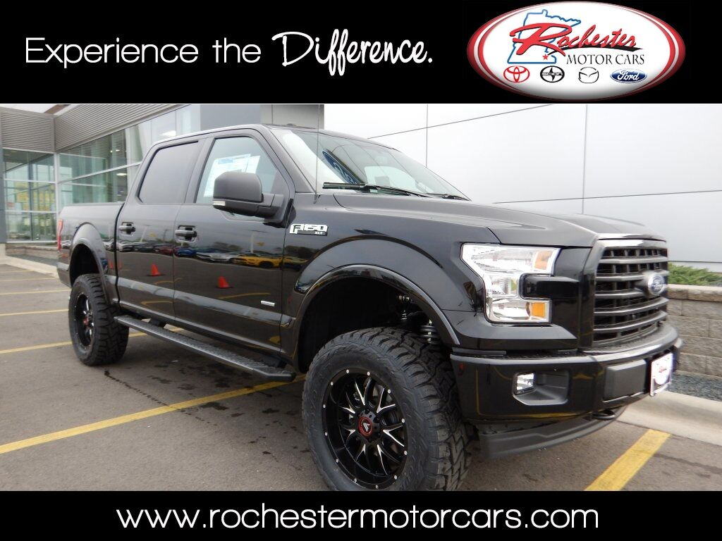 Used ford f 150 rochester mn toyota dealership rochester for Snell motors used cars