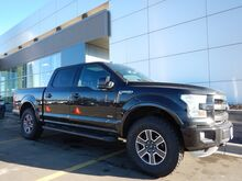 2015 Ford F-150 Lariat Twin Panel Moonroof Rochester MN