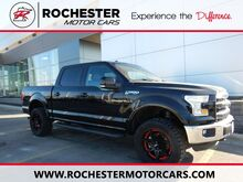 2016 Ford F-150 Lariat Customized Rochester MN