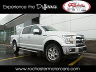 2015 Ford F-150 Lariat Leather Backup Camera Bluetooth Rochester MN