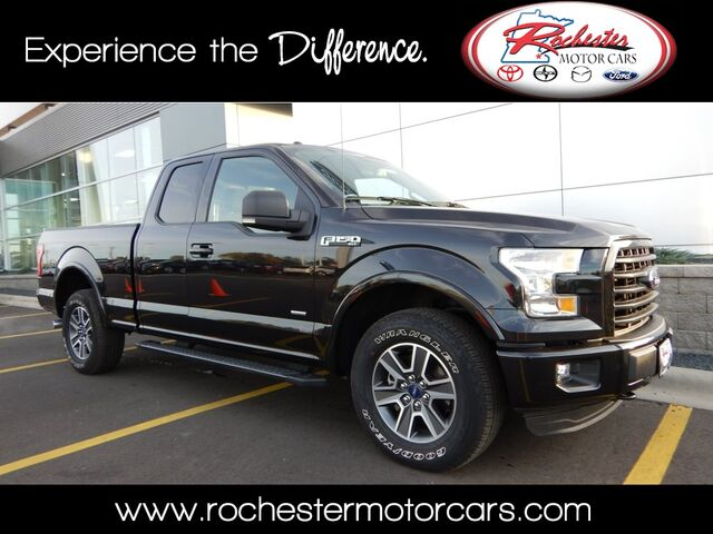 2015 ford f 150 xlt sport package n rochester mn 10994146. Black Bedroom Furniture Sets. Home Design Ideas