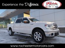 2014 Ford F-150 Lariat w/ 4 New Tires Rochester MN