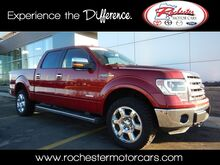 2014 Ford F-150 Lariat Luxury Package Rochester MN