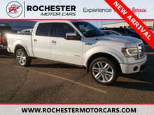 2014 Ford F-150 Limited Sunroof Rochester MN
