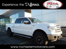 2013 Ford F-150 Lariat w/ Accessories Rochester MN