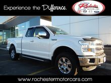 2015 Ford F-150 Lariat w/ Moonroof Rochester MN