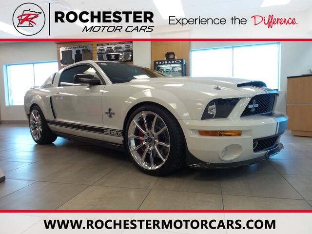 2007 Ford Mustang Shelby GT500 Super Snake w725 HP N Rochester MN