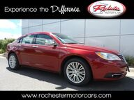 2012 Chrysler 200 Limited Leather Bluetooth Rochester MN