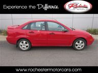 2005 Ford Focus ZX4 SES Sunroof Rochester MN