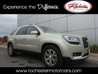 2013 GMC Acadia SLT-1 AWD Bluetooth Backup Cam Heated Seats AUX Rochester MN