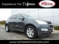 2009 Chevrolet Traverse LT FWD Dual Sunroofs 2nd Row Buckets Rochester MN