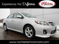 2011 Toyota Corolla S Bluetooth Sunroof USB AUX Rochester MN
