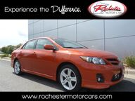 2013 Toyota Corolla S Special Edition Navigation Bluetooth Rochester MN