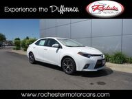 2016 Toyota Corolla LE Plus Bluetooth Backup Camera Rochester MN