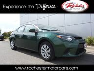 2014 Toyota Corolla LE Backup Camera Bluetooth Rochester MN