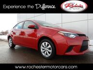 2014 Toyota Corolla LE Backup Camera Bluetooth USB AUX Rochester MN