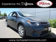 2016 Toyota Corolla LE Bluetooth Backup Camera Rochester MN