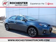2016 Toyota Corolla S Plus Navigation Bluetooth Backup Camera Rochester MN