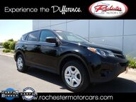 2013 Toyota RAV4 LE AWD Backup Cam Bluetooth USB AUX Rochester MN